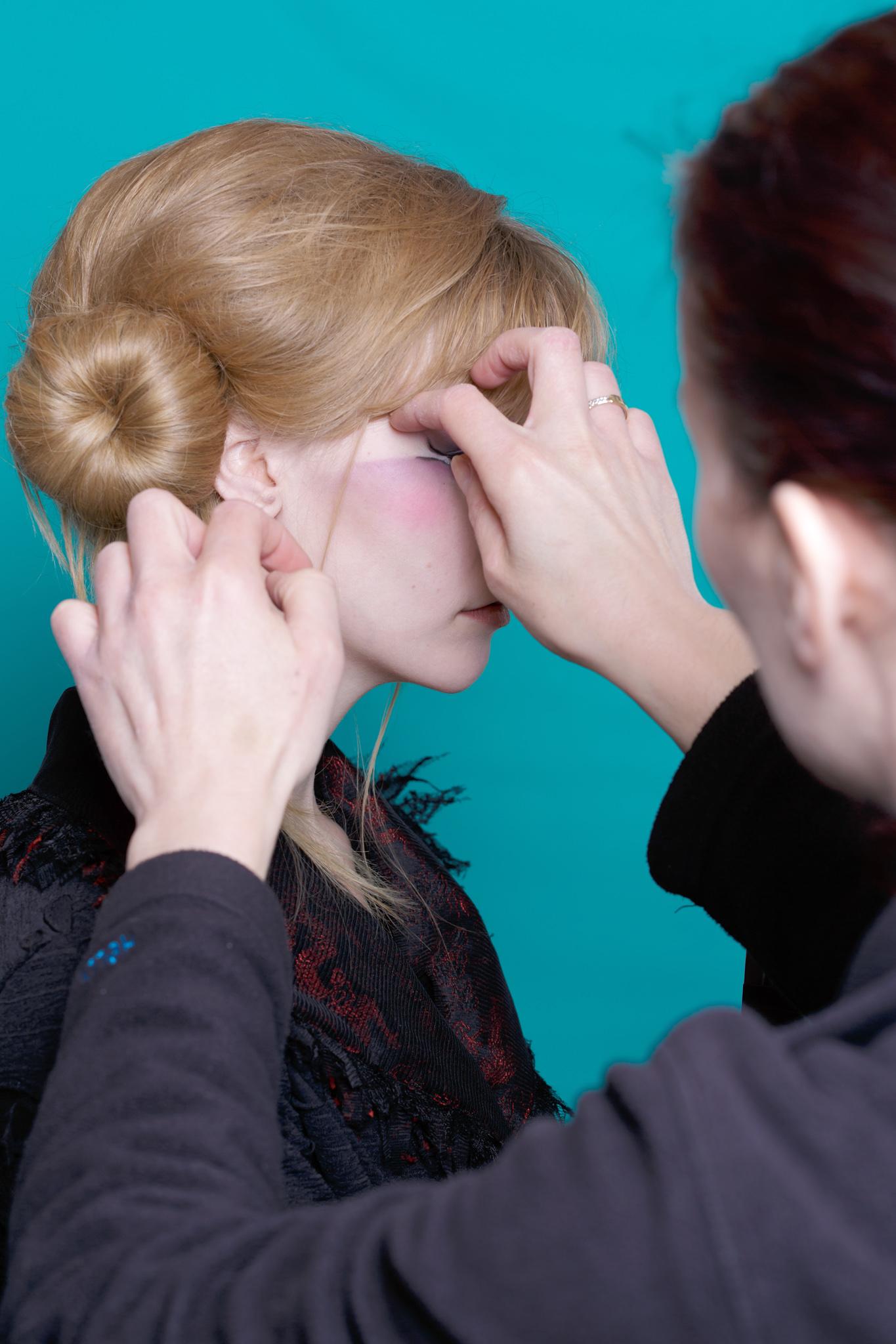 Geisha / Kill Bill fotoshoot - Blog - Carine Belzon | Fotograaf Friesland