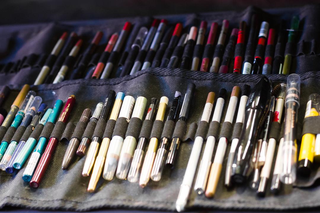 Workshops visagie en poseren - Carine Belzon   Fotograaf Drachten