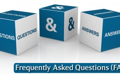 F.A.Q. of veelgestelde vragen